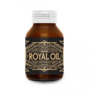 ผลิตภัณฑ์อาหารเสริม royal oil