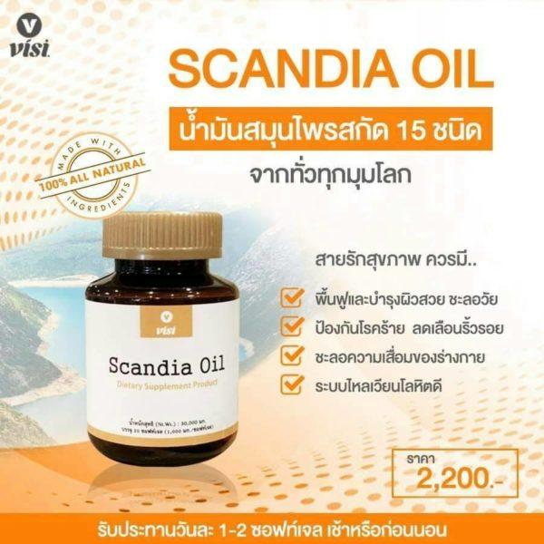 scandia oil